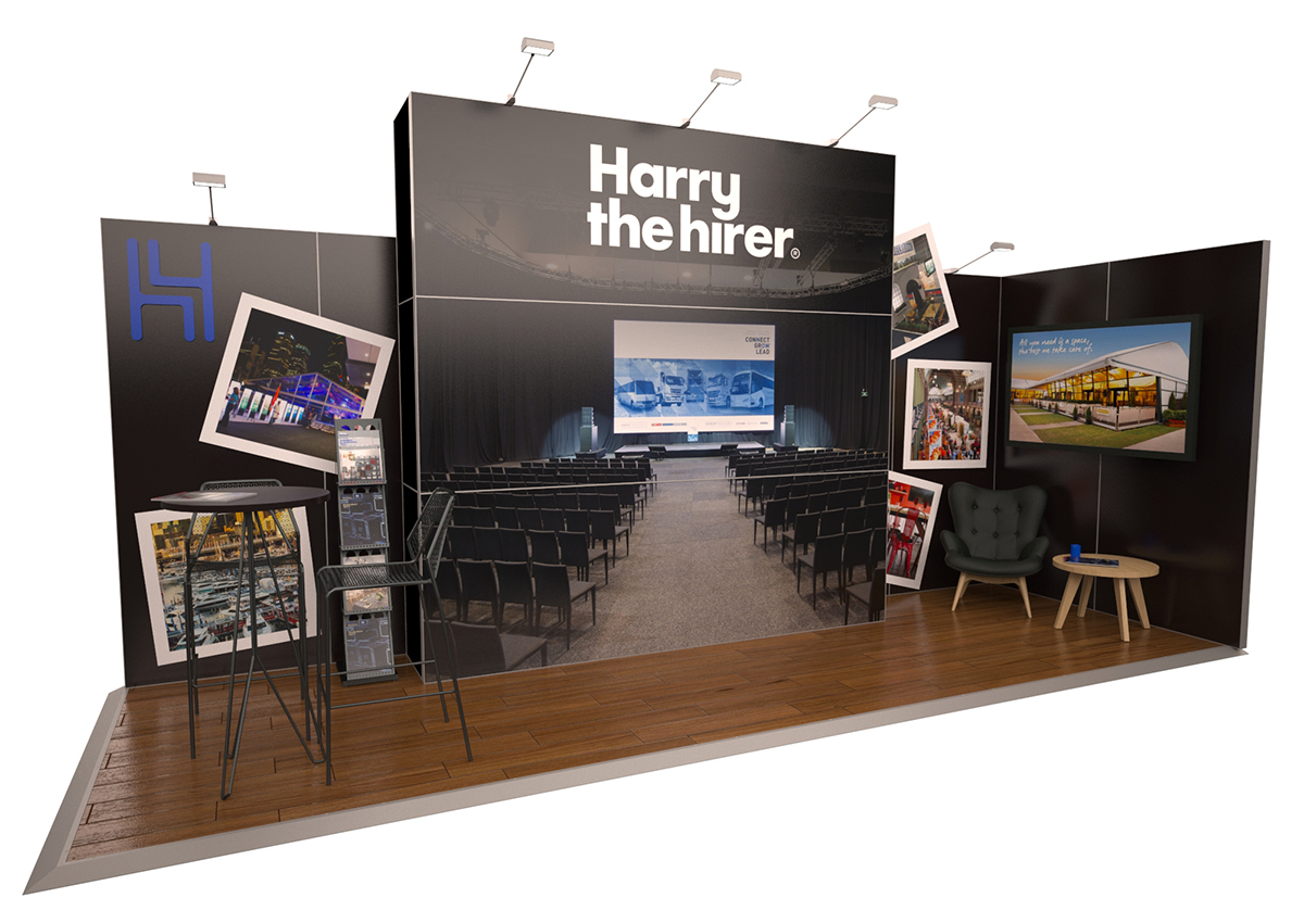 Harrys at PCO Conference 01